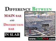 DIFFERENCE BETWEEN MAIN BAR AND DISTRIBUTION BAR 16