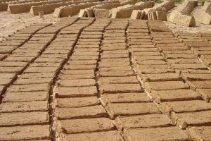 Sun Dried Bricks
