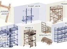 TYPES OF SCAFFOLDING THAT ARE COMMONLY USE AT SITES 1