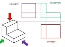 Orthographic Projection 3