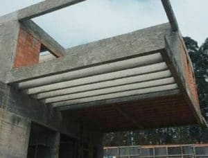 cantilever beam in buildings