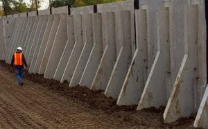 counterfort retaining walls