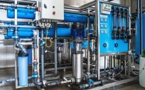 filtration and water production