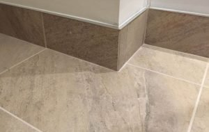 floor skirting tiles