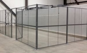 metal partition wall