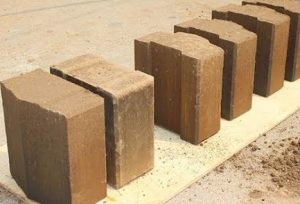 soil cement blocks