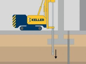 Micropiles for Ground Improvement