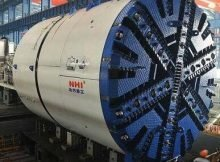 Tunnel Boring Machine img